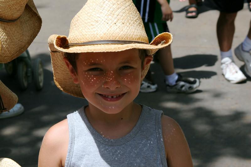 tho  hat