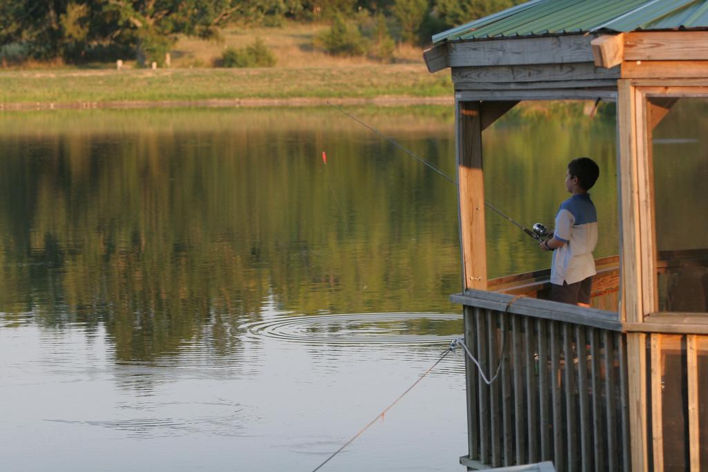 thomas fishing