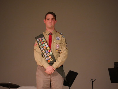 Owen the Eagle Scout