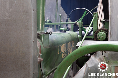 1937 John Deere A with Model 25 Corn Picker - Nathan Murrell