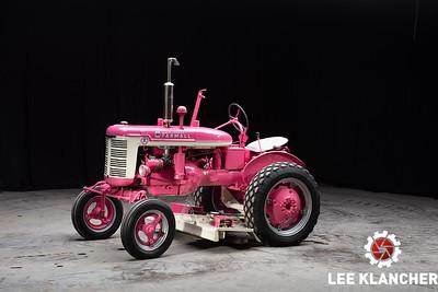 1944 Farmall A Pink - Megan Loschen