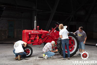 1951 Farmall Super C - Guy Spinelli
