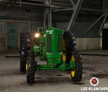 1953 John Deere 60 4x4 (Custom Built) - Tim Sweeney