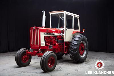 1965 IH 806 - Don  Villwock