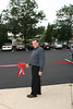 Ribbon Cutting Ceremony for the new parking lot