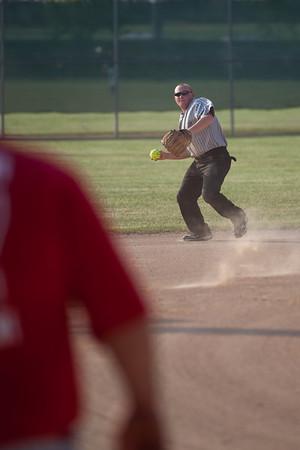 2011 Men's Softball