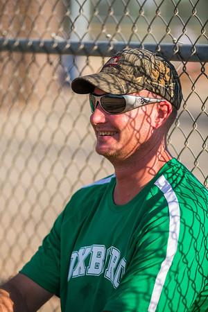 2013 Men's Softball by Bill