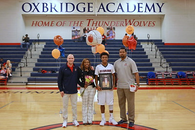 Oxbridge Academy Senior Night