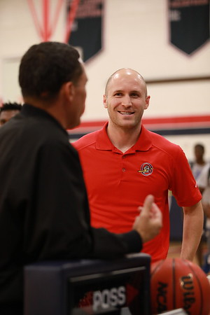 Oxbridge Academy Head Coach Brandon Strassburger