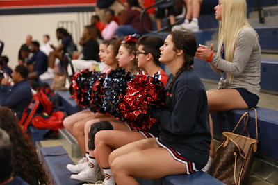 Oxbridge Academy Cheerleaders