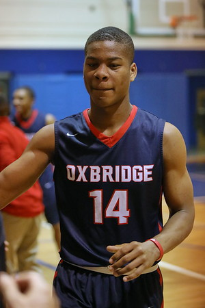 Oxbridge Forward Dante Wilcox