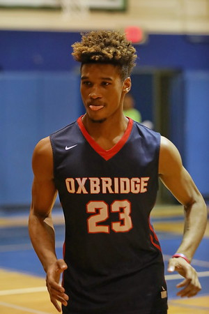 Oxbridge Forward Ronique Spencer