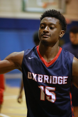 Oxbridge Guard Keidron Smith