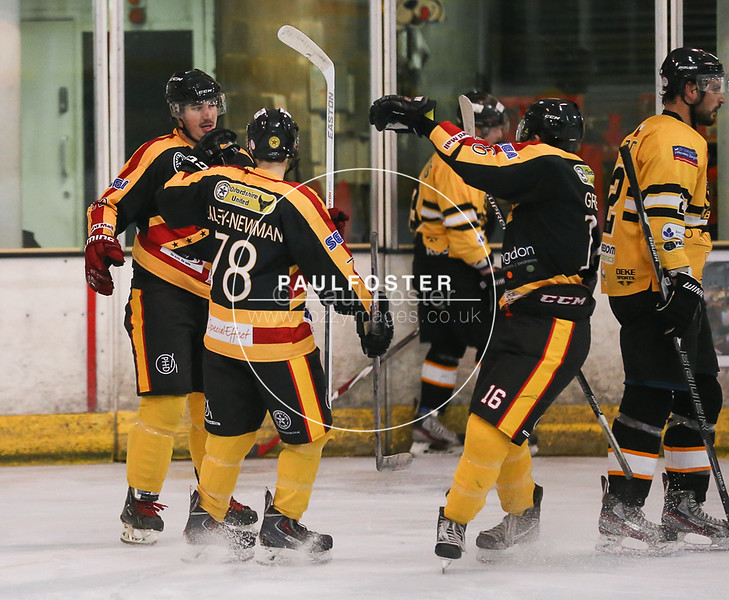 Bracknell Hornets Vs Oxford City Stars
