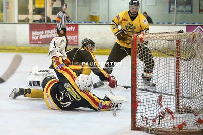 Bracknell Hornets Vs Oxford City Stars