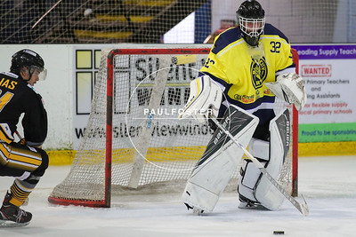 Oxford City Stars Vs Bracknell Hornets