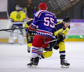 Oxford City Stars Vs Slough Jets