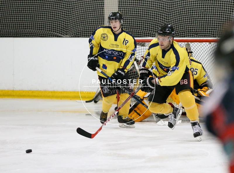 Oxford City Stars Vs Cardiff Devils