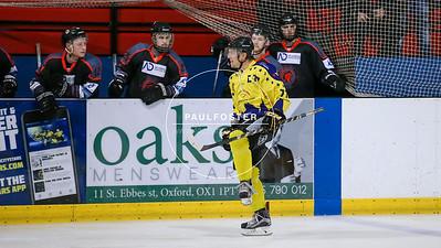 Oxford City Stars Vs Solent Devils