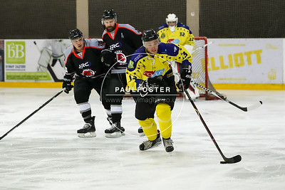 Stars Vs Devils Photo © Paul Foster