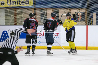 Oxford City Stars Vs Solent Devils