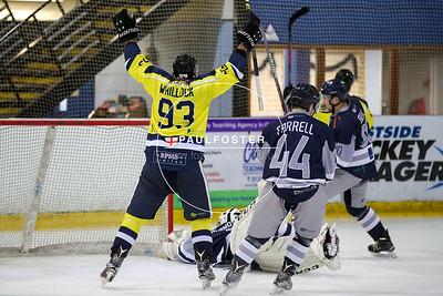 Oxford City Stars Vs Invicta Dynamos