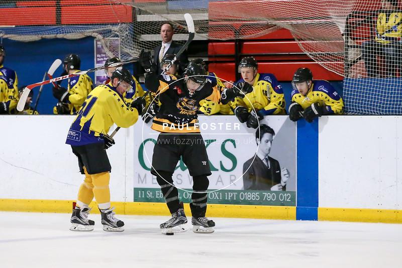 Oxford City Stars Vs Bracknell Hornets