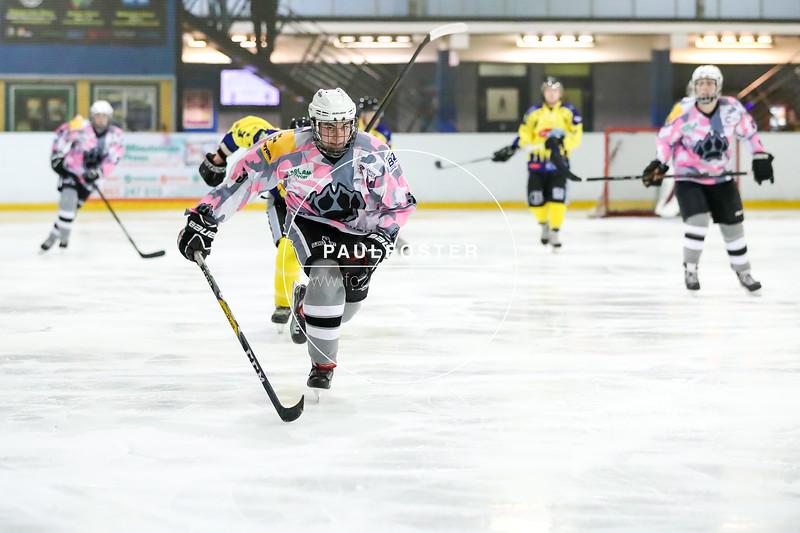 Oxford City Stars Vs Haringey Huskies