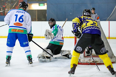 Oxford City Stars Vs Lee Valley Lions