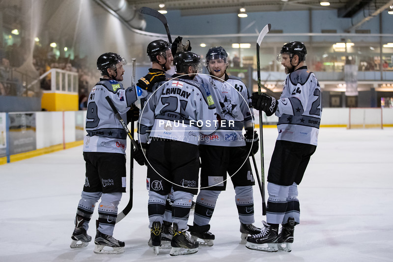 Oxford City Stars Vs Invicta Mustangs