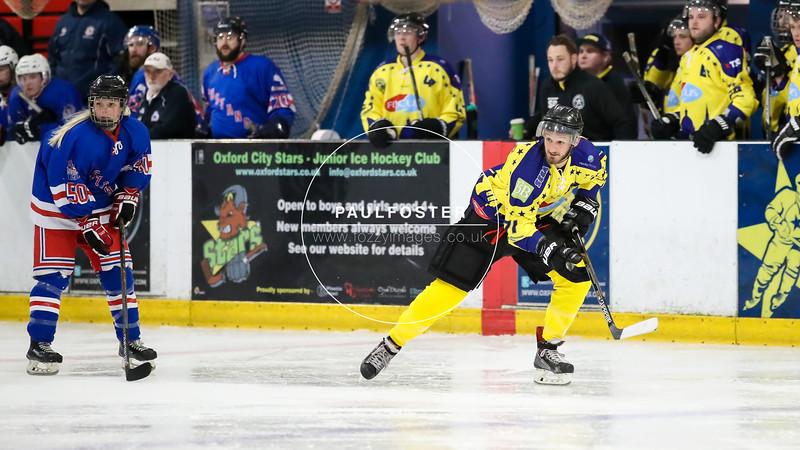 Oxford City Stars Vs Invicta Mustangs