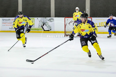 Oxford City Stars Vs Peterborough Phantoms