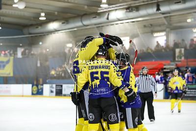 Oxford City Stars Vs Peterborough Phantoms