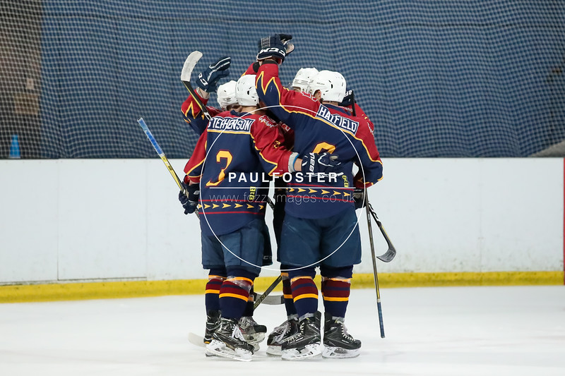 Oxford City Stars Vs Guildford Phoenix