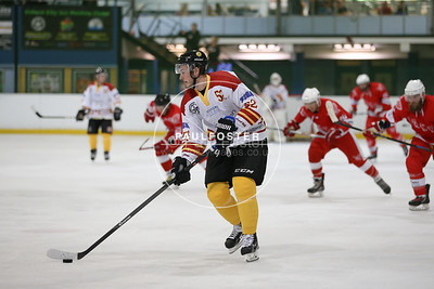 Oxford City Stars Vs Haringay Racers
