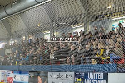 Oxford City Stars Vs London Raiders