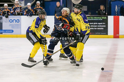 Oxford City Stars Vs London Raiders