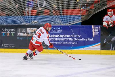 Oxford City Stars  Vs Streatham Redhawks