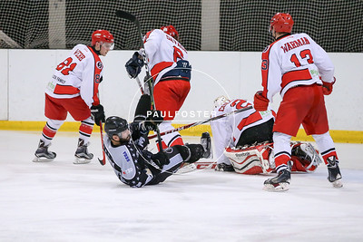 Oxford City Stars  Vs Streatham Redhawks