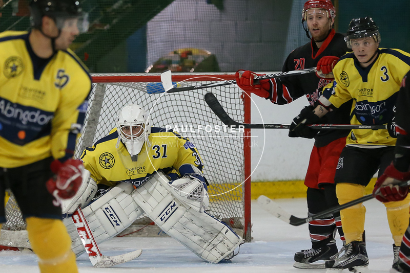 Oxford City Stars Vs Streatham Redskins