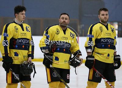 Oxford City Stars Vs MK Thunder