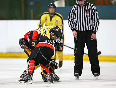 Oxford City Stars Vs Milton Keynes Thunder