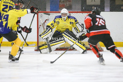 Oxford City Stars  Vs  Milton Keynes Thunder