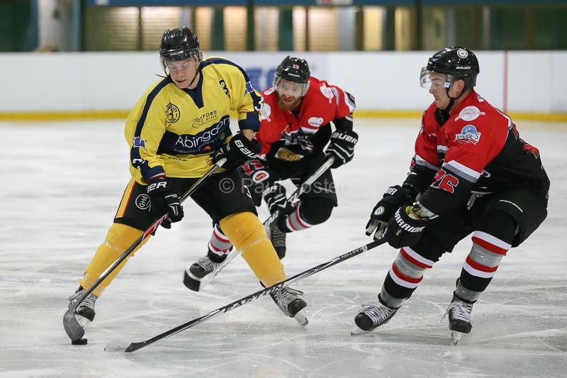 Oxford City Stars Vs Wightlink Raiders