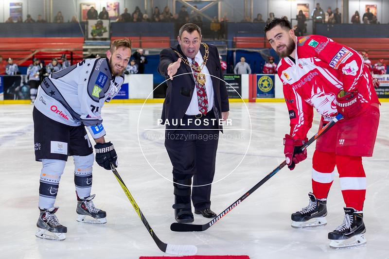 Oxford City Stars Vs Swindon Wildcats