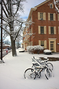 Miami University campus Elliot Hall Copyright 2010, Tom Farmer