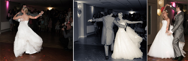 Frist dance