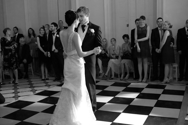 B&G First dance