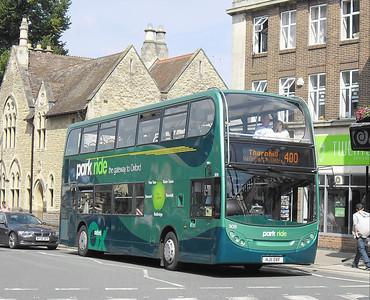 309 - HJ11OXF - Oxford (New Road)