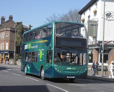 312 - HM11OXF - Oxford (Park End St)